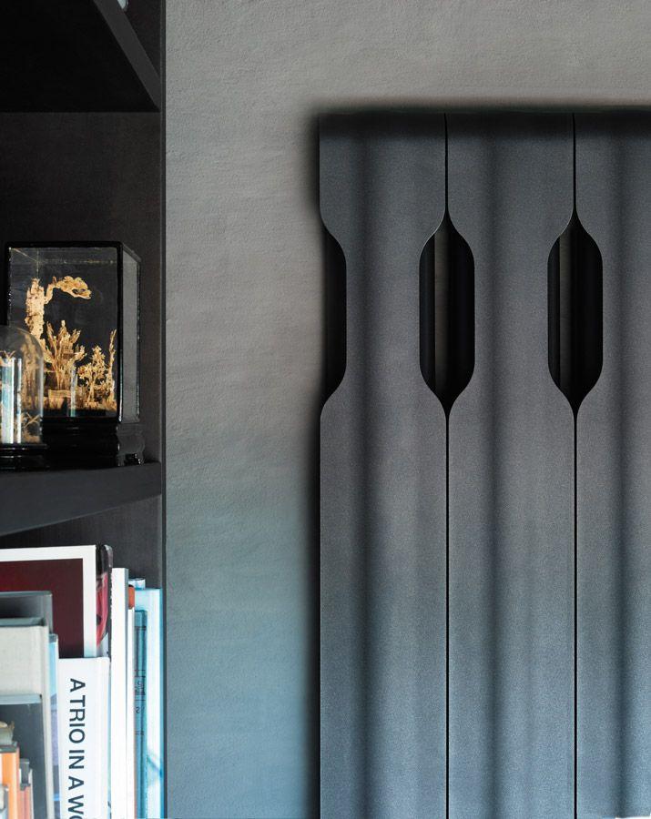Modern Radiator Sleek Aluminum Radiators for a Contemporary Lifestyle: Agorà Collection