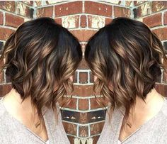 Most Beloved Brunette Bob Hairstyles for Ladies | http://www.short-haircut.com/most-beloved-brunette-bob-hairstyles-for-ladies.html