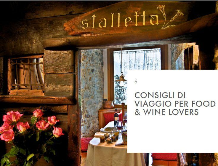 Wine & food lovers sbizzarritevi!