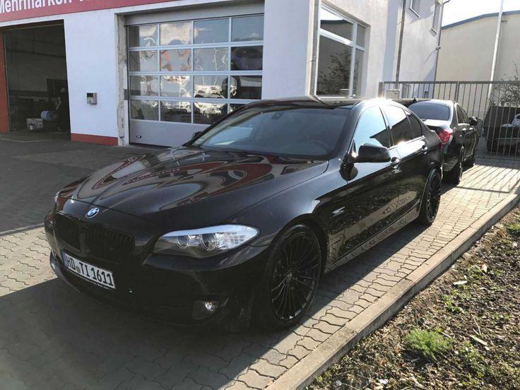 BMW 525 D F10 Sport-Automatik  High Executive