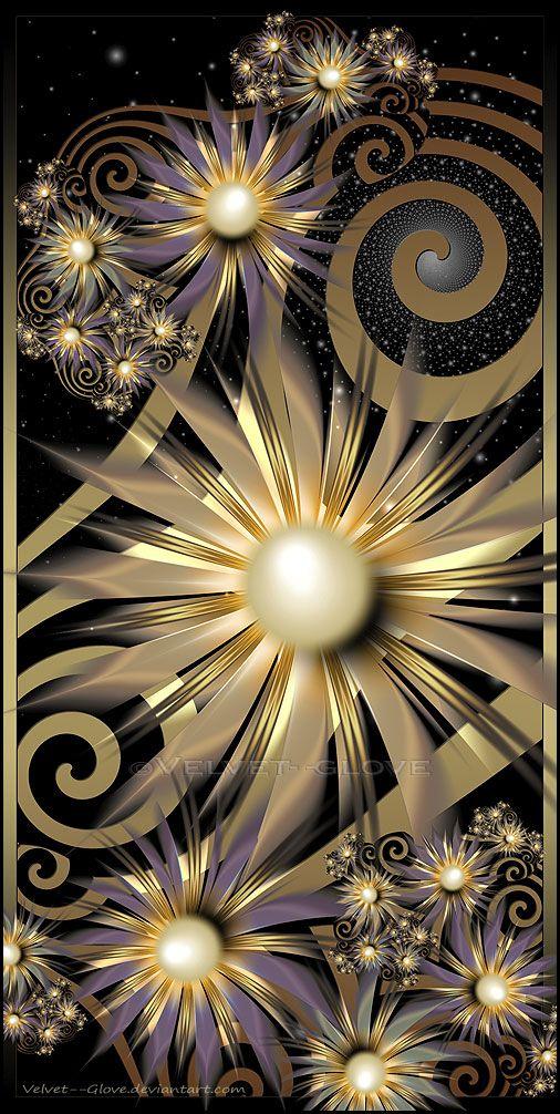 Life in a Spiral Galaxy by =Velvet--Glove on deviantART