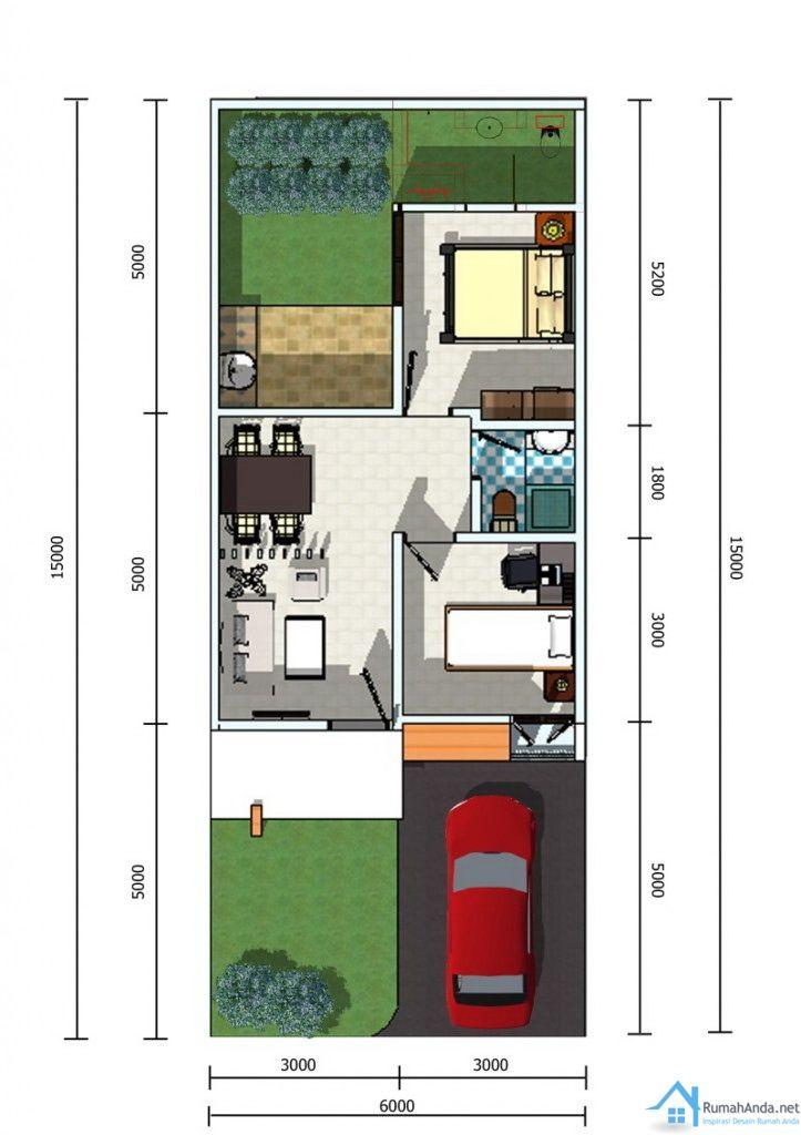 The 134 best lensa rumah images on pinterest house design design desain rumah minimalis type 45 malvernweather Choice Image