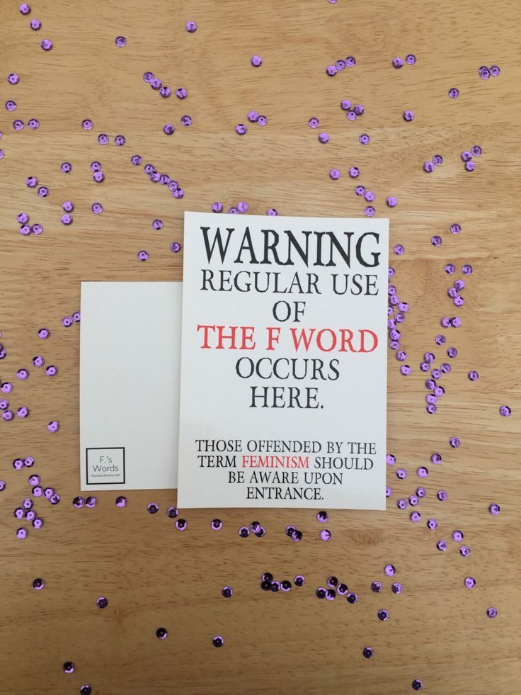 Feminism Warning Funny Postcard Poster Print Art Bookmark Gift Woman's March Nasty Woman by FrancescaBurke on Etsy https://www.etsy.com/uk/listing/245800797/feminism-warning-funny-postcard-poster