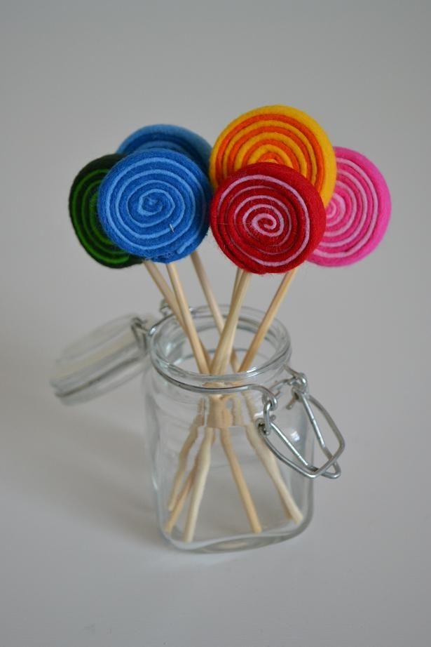 Klitzekleinchen: Süßkram für den Kaufladen