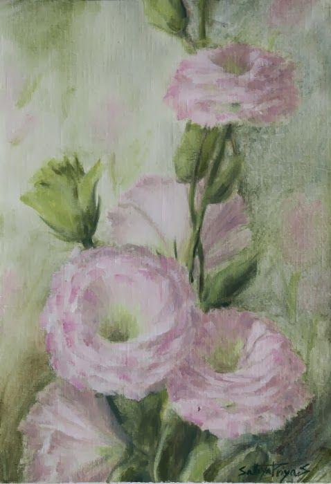 My Arts and Creatives: Blushing!