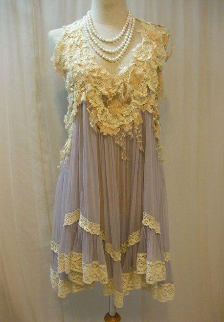 Custom Made Sexy Halter Neck Babydoll Dress by Madabby on Etsy. $178.00, via Etsy.