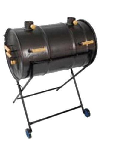 churrasqueira bafo mc-100.1tambor metalico 100 grelha carvão