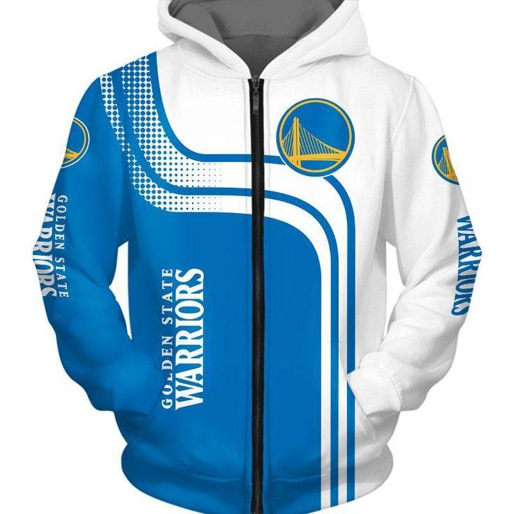 New 2019 Golden State Warriors Hoodie 3D cheap basketball Sweatshirt NBA  – Swag outfits