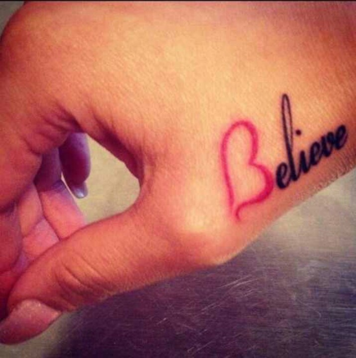 29 Best Believe Tattoos For Women Images On Pinterest: 99 Best Images About Pink, White Ink Tattoos On Pinterest