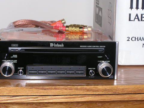Mcintosh MX-5000