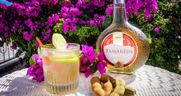 How about a variation of the Mexican Mule using our original Tamarind Liqueur? We found that Ginger pairs excellent with the Tamarind flavor.
