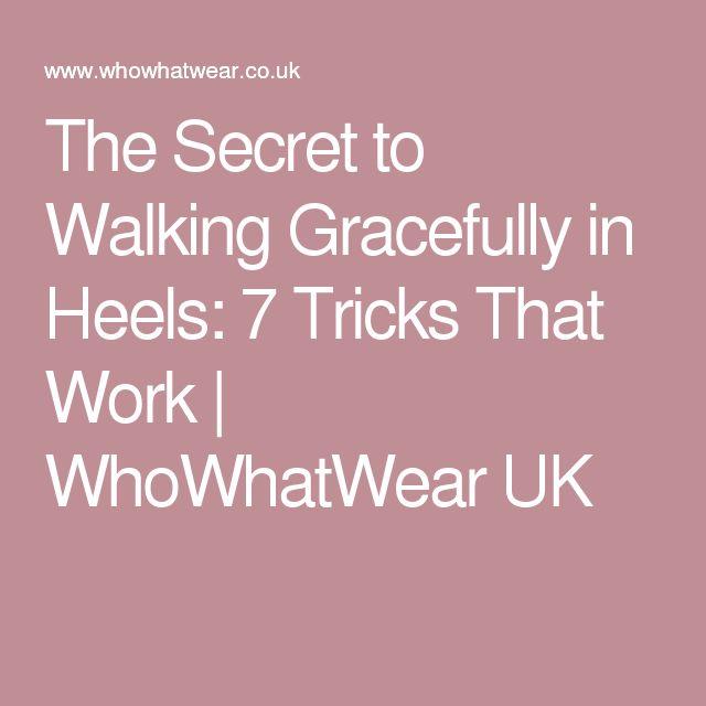The Secret to Walking Gracefully in Heels: 7 Tricks That Work | WhoWhatWear UK