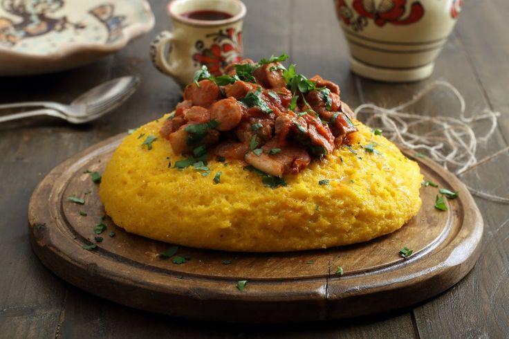 Kein Arme-Leute-Essen mehr: Prima Polenta Grundrezept