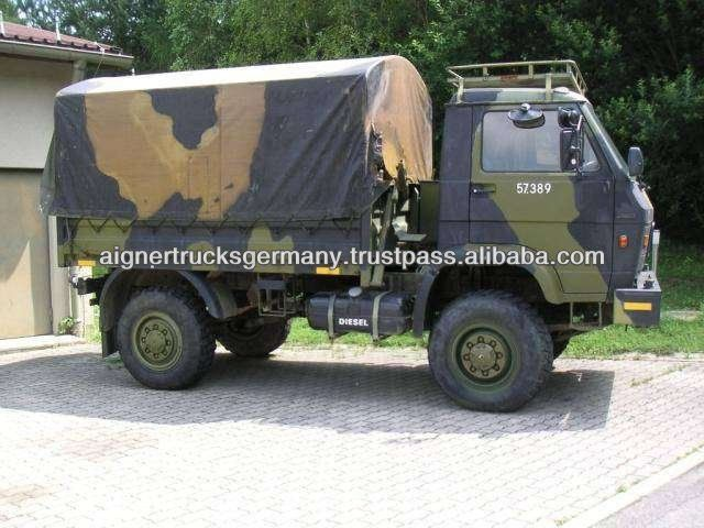 man 8 136 fae 4x4 army military trucks buy military army trucks product on. Black Bedroom Furniture Sets. Home Design Ideas