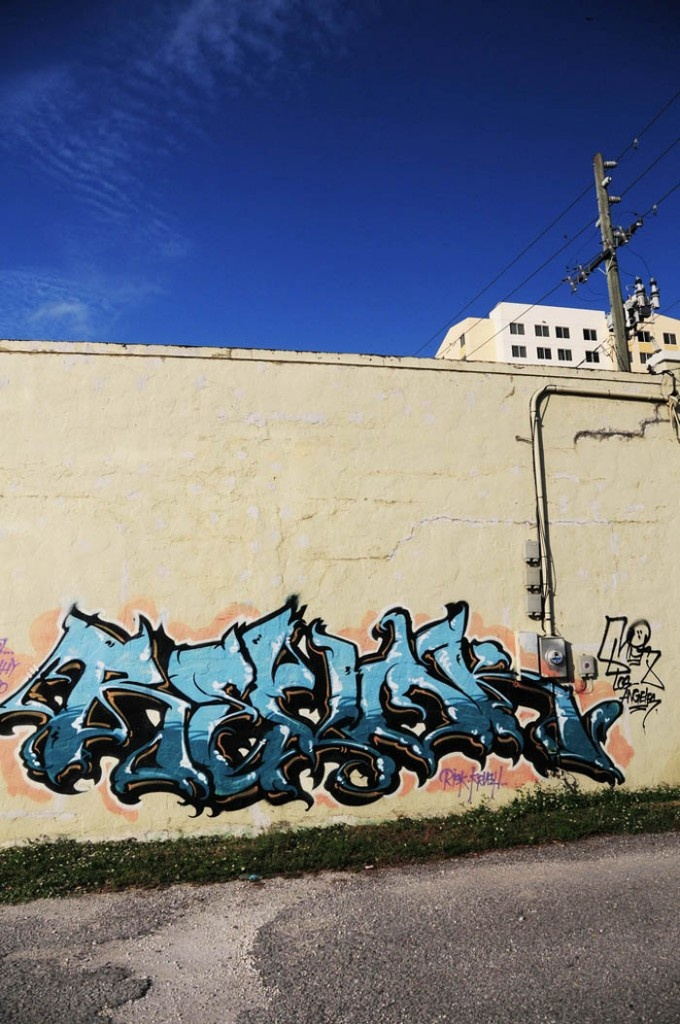 Revok. MSK. Graffiti.
