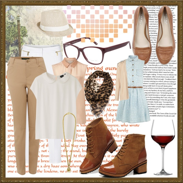 Wine Country Casual by ivette-julien-al on Polyvore