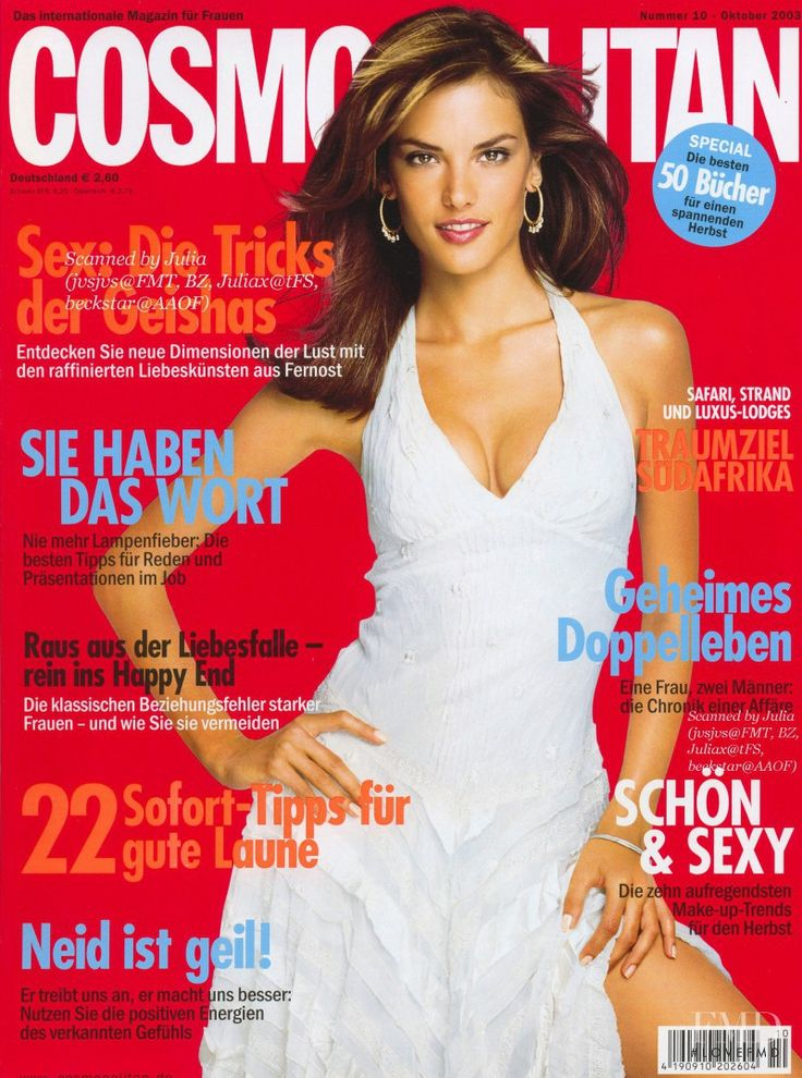 ... with Alessandra Ambrosio, 958 2003   Magazines   The FMD #lovefmd