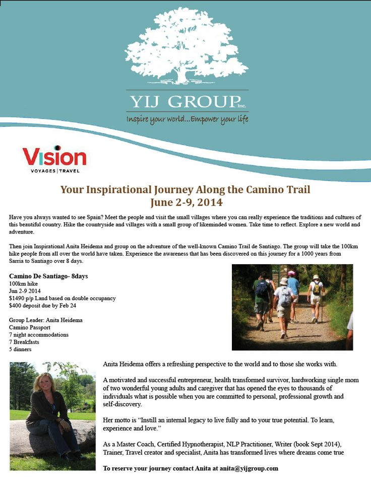 Journey on the Camino Trail in Spain Jun 2, 2014
