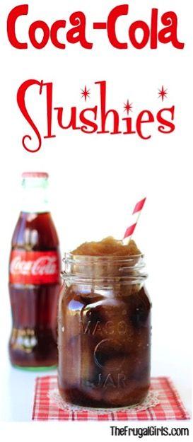 Coca Cola Slushie Recipe