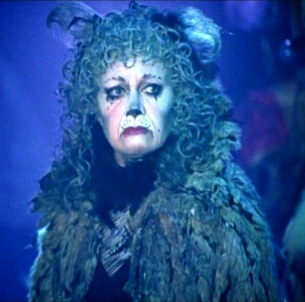 Grizabella - her song Memory is awesome