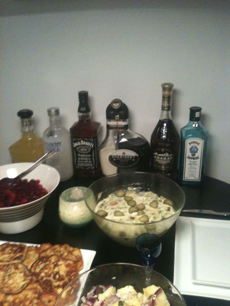 Drinks for new year's eve