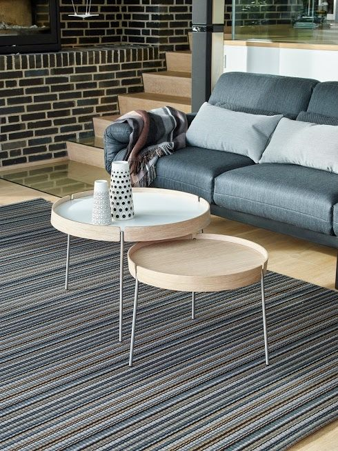 NAVER COLLECTION | AK710-725 TURN tables | Design: Nissen & Gehl mdd.