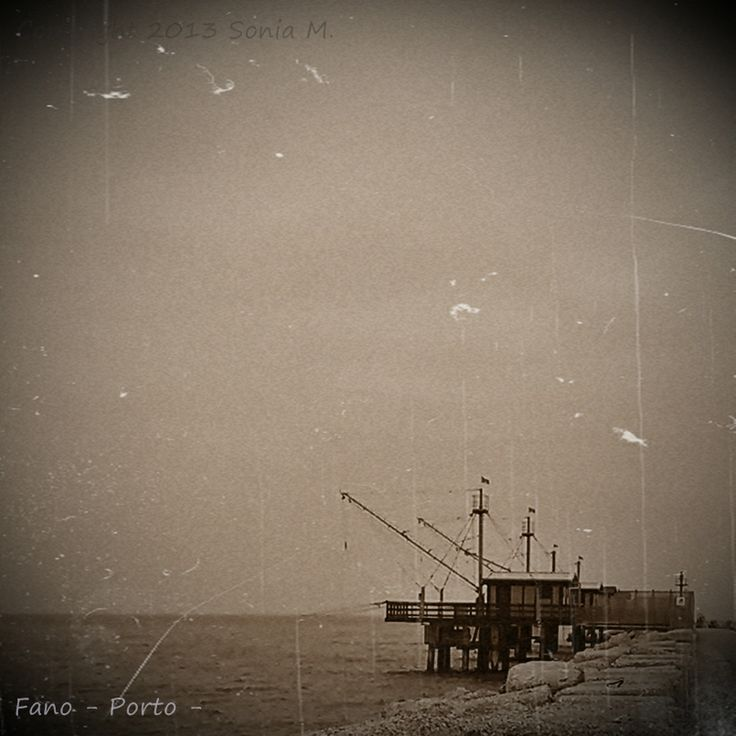 Fano (PU) - Porto - Harbour