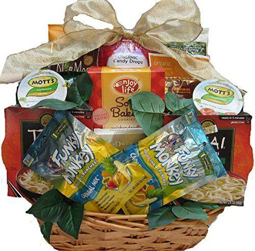 Heart Healthy Gift Basket - http://www.fivedollarmarket.com/heart-healthy-gift-basket/