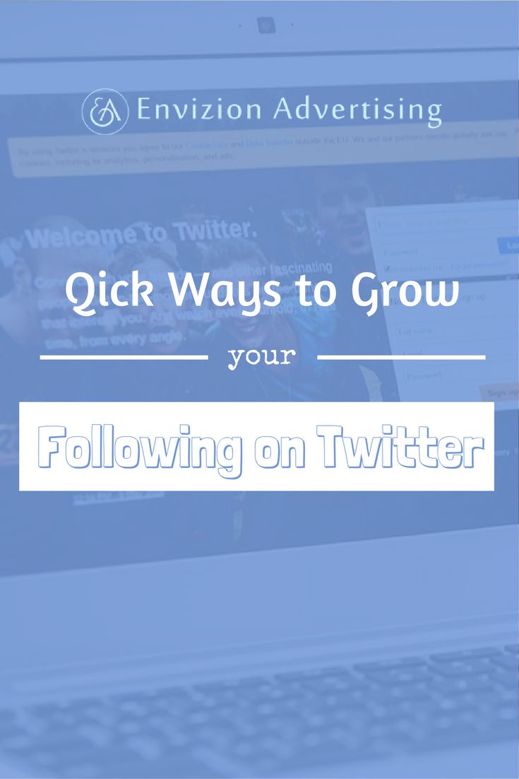 How to Interact on Twitter, Grow your Following & Connect with more People? This is the answer! Take a look at it and let us know your comments below. - https://envizionadvertising.com/how-to-interact-on-twitter-grow-your-following-connect-with-more-people/