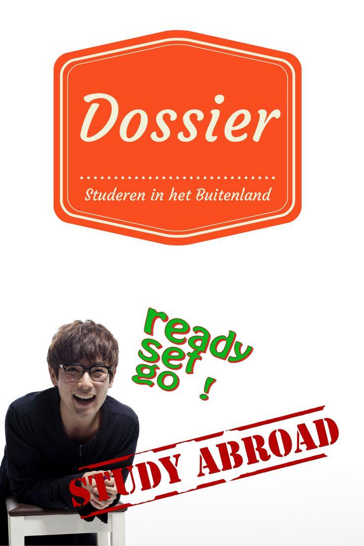 1e post van het dossier 'studeren in het buitenland'. Hoe wat, waar, ...