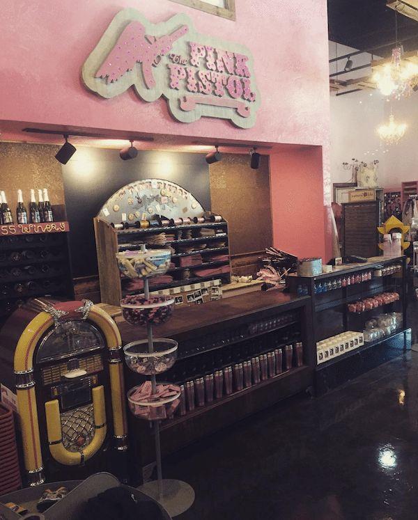 Miranda Lambert's Pink Pistol Store in East Texas - Lindale, TX
