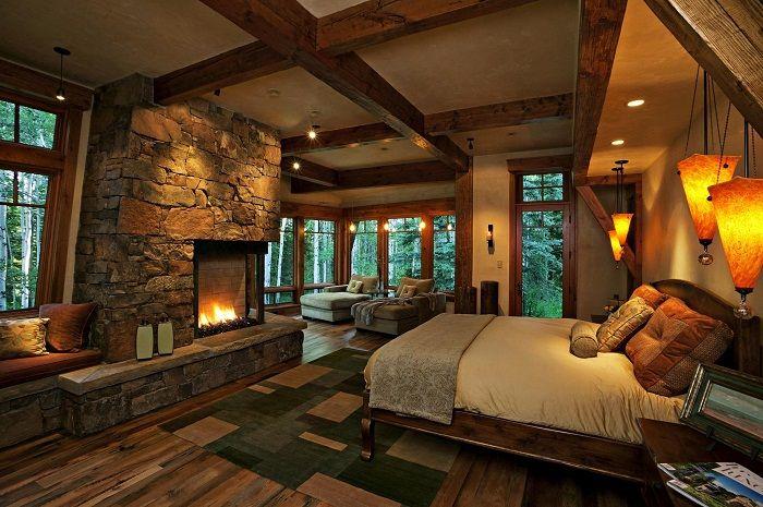 Камины, которые позволят создать уютную обстановку в осенние холодные вечера