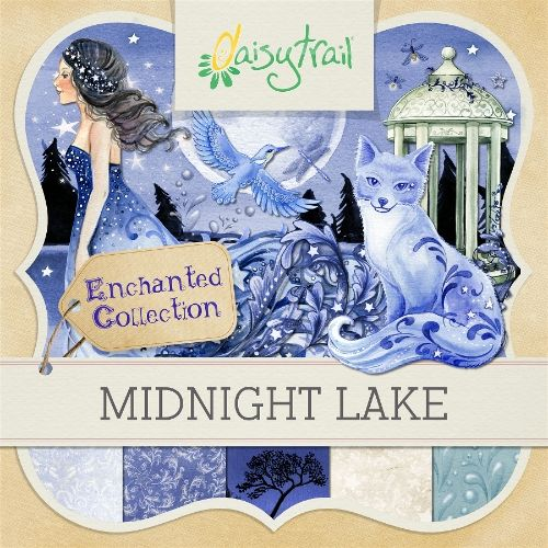 Midnight Lake By DaisyTrail