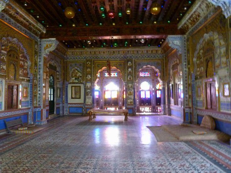 Merangarh Fort ,Jodhpur India. The blue City