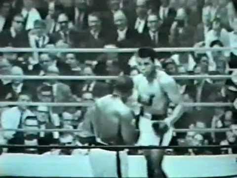 On February 25, 1964, 22-year-old Cassius Clay shocks the odds-makers by dethroning world heavyweight boxing champ Sonny Liston in a seventh-round technical knockout. The dreaded Liston, who had twice demolished former champ Floyd Patterson in one round, was an 8-to-1 favorite.