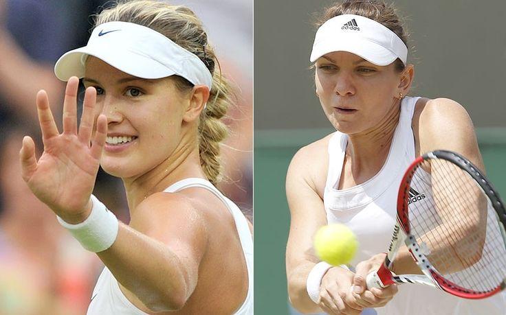 Eugenie Bouchard v Simona Halep, Wimbledon 2014 live - Telegraph