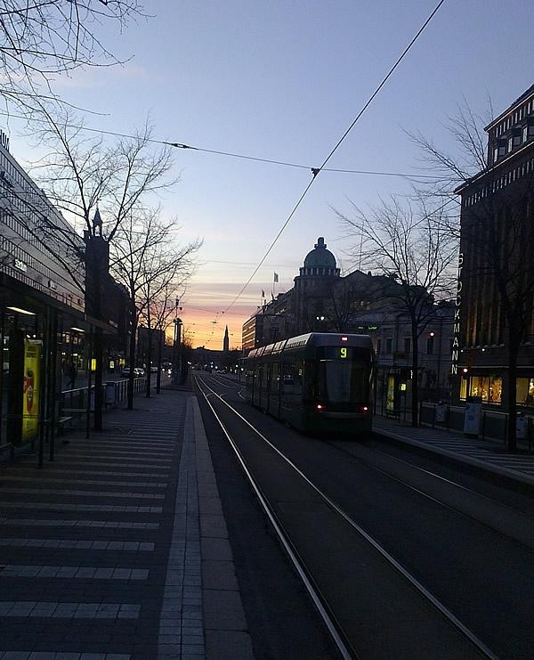 Helsinki - Sunset