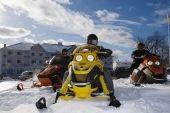 Bathurst is Atlantic Canada's snowmobile capital