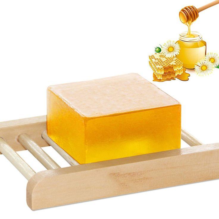Nuevo 100% Hecho A Mano Peeling Blanqueamiento Glutatión Arbutina ácido Kójico Jabón de Miel 100g