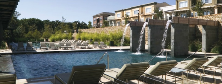 Live outside the box at Austin Ranch. Instead of a typical ...