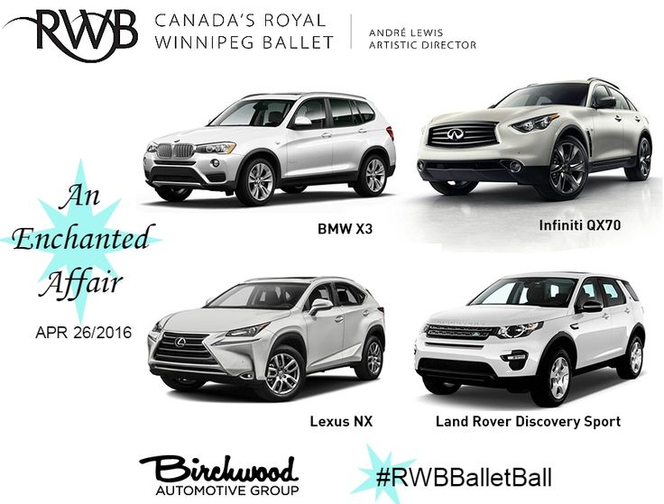 Enter to win a 1 year luxury car lease at this years Ballet Ball #RWBBalletBall