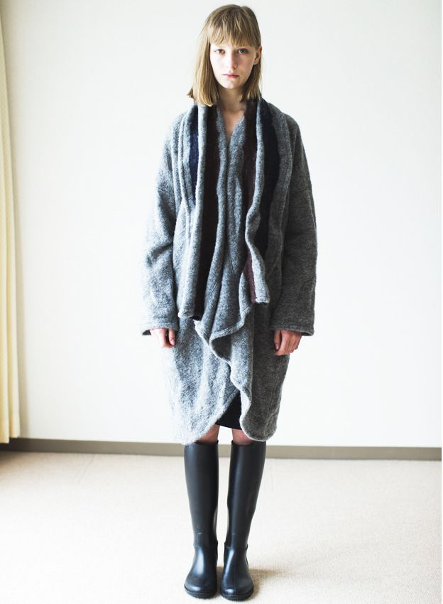 SINDEE 14A/W 「NEEDLE GOWN」