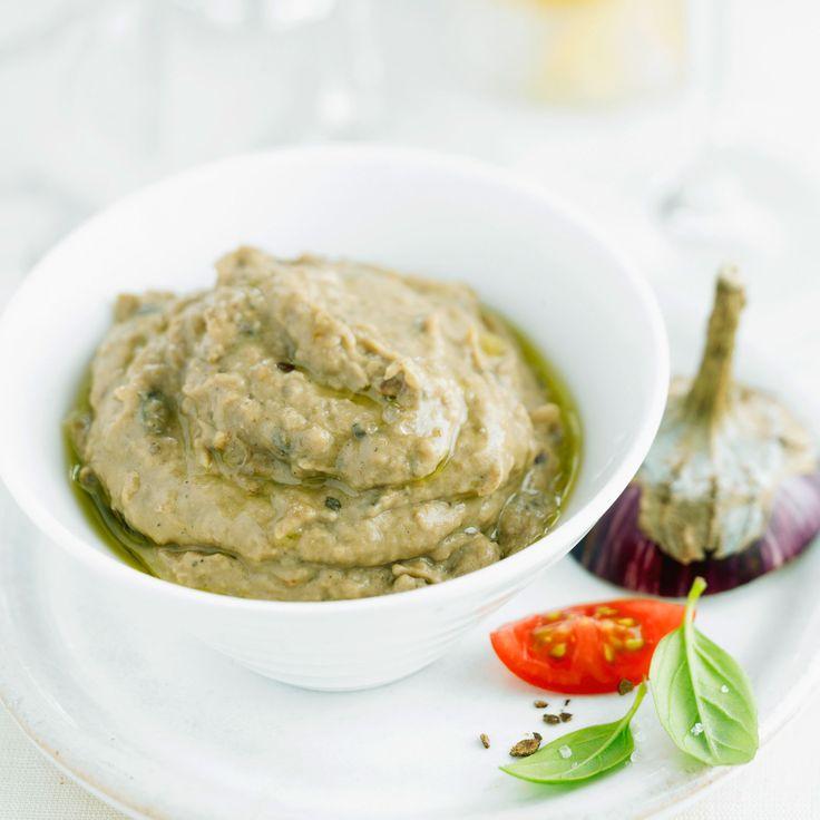 Découvrez la recette caviar d'aubergine light sur cuisineactuelle.fr.