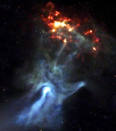'Hand of God' Seen in Space https://www.nasa.gov/jpl/nustar/dead-star-black-holes-20140109