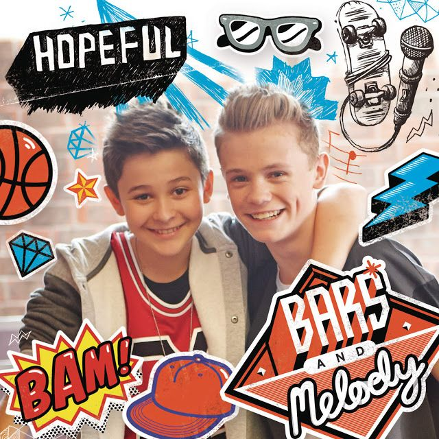 DownloadToxix: Bars and Melody - Hopeful - EP [AAC M4A] (2014)