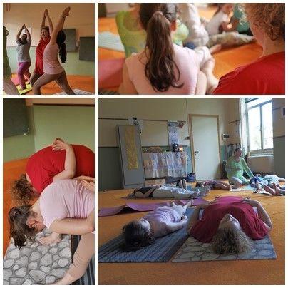 E' partito il Laboratorio FamilYOGA – lo yoga per la famiglia