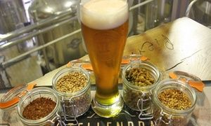 Groupon - Beer Tasting and Tour with a Draught from R99 for Two at Stellenbrau Brewery (Up to 48% Off) in Stellenbrau Brewery. Groupon deal price: R99