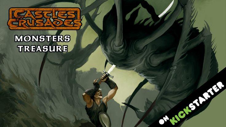 Castles & Crusades: Monsters & Treasures Up On Kickstarter  http://www.tabletopgamingnews.com/castles-crusades-monsters-treasures-up-on-kickstarter/