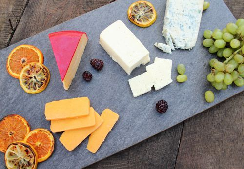 Make a Cheese Board with leftover tile