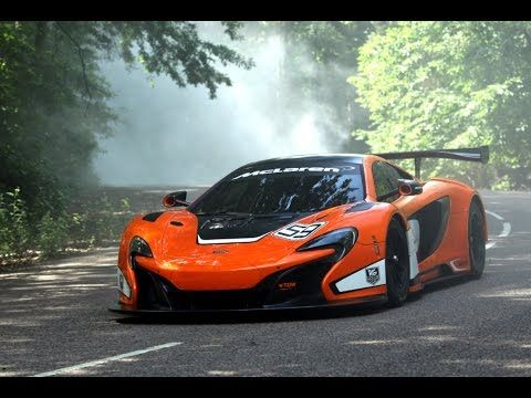 After its unveling at the Goodwood Festival of Speed, McLaren have released a teaser video named 'The Chase'! Click to Watch!
